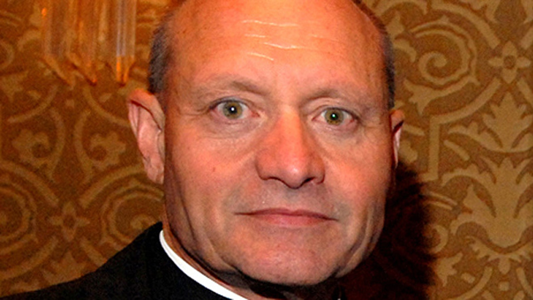 Monsignor Kevin Wallin of the Diocese of Bridgeport, 2010. (Connecticut Post file photo)