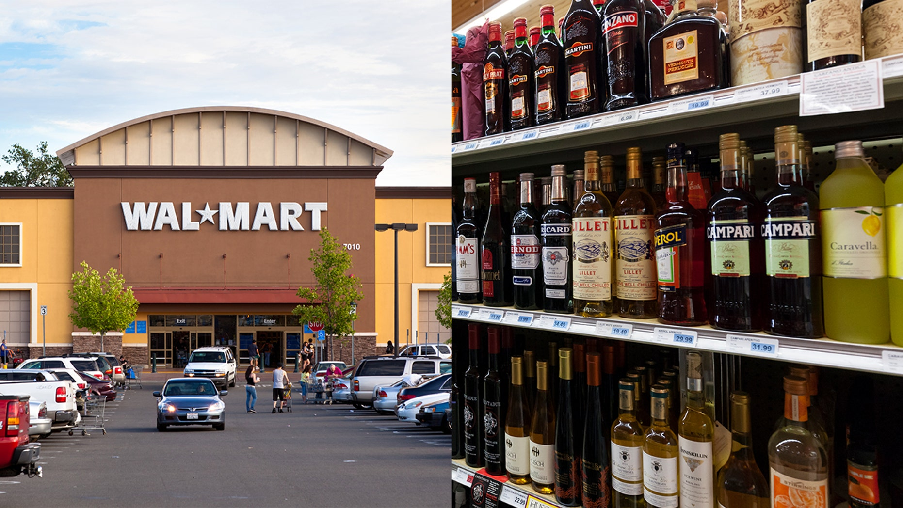 A federal judge in Texas overturned a law preventing big-box public retailers from selling liquor, though opponents plan to appeal.