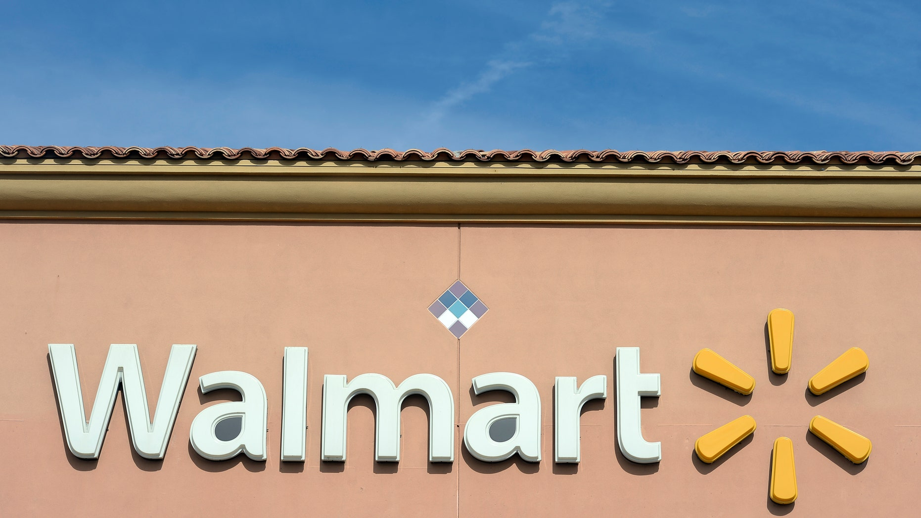 File photo - The Walmart logo is pictured at its store in the Porter Ranch section of Los Angeles Nov. 26, 2013. (REUTERS/Kevork Djansezian)