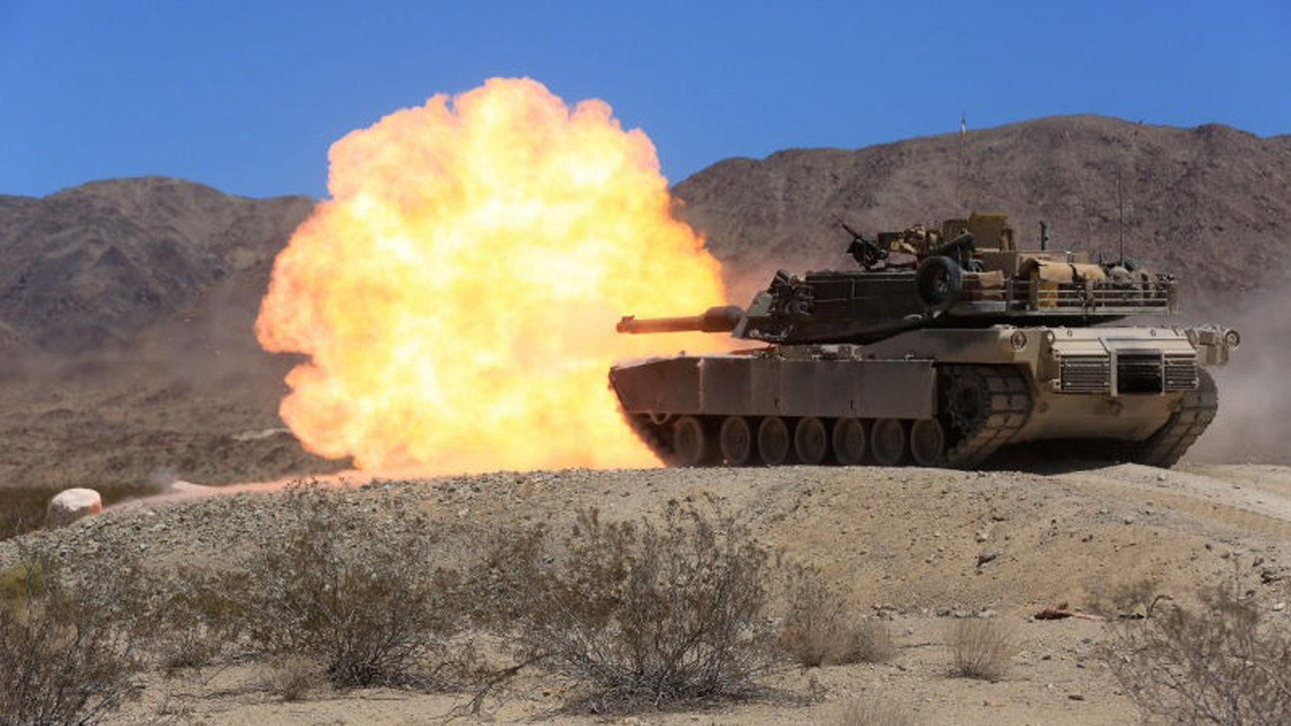 The Army is engineering new Hostile Fire Detection sensors for its fleet of armored combat vehicles (Credit: US Army)