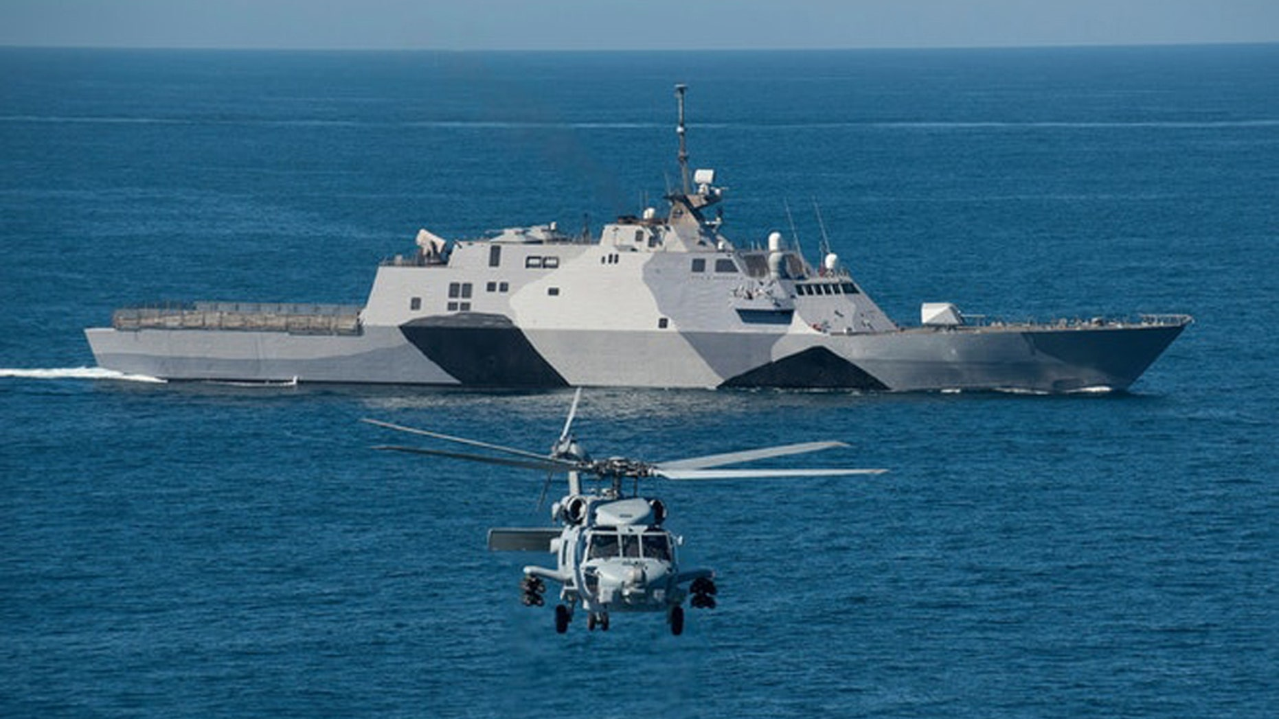 U.S. Navy photo by Mass Communication Specialist 1st Class James R. Evans (Credit: Warrior Maven)