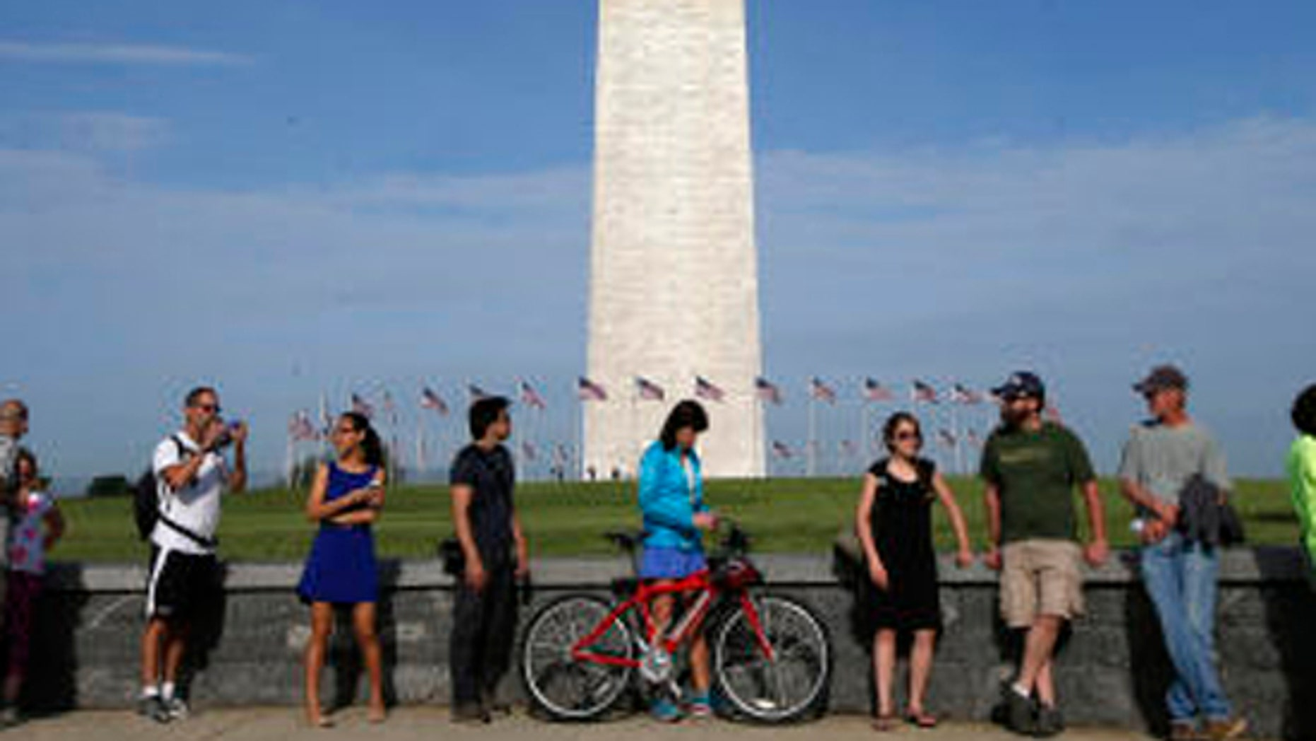 After temporary closure due to malfunctioning elevators, the Washington Monument will reopen Tuesday.