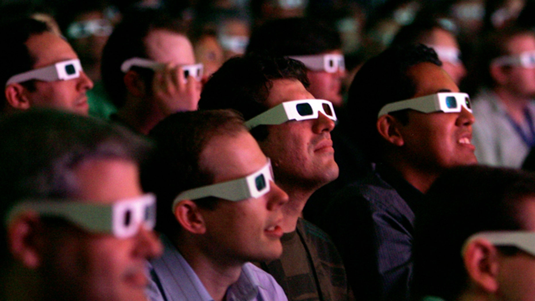 3D films are arguably more vivid, realistic -- and scairer. Dolby has a new technology that promises to make them sound scarier, too.