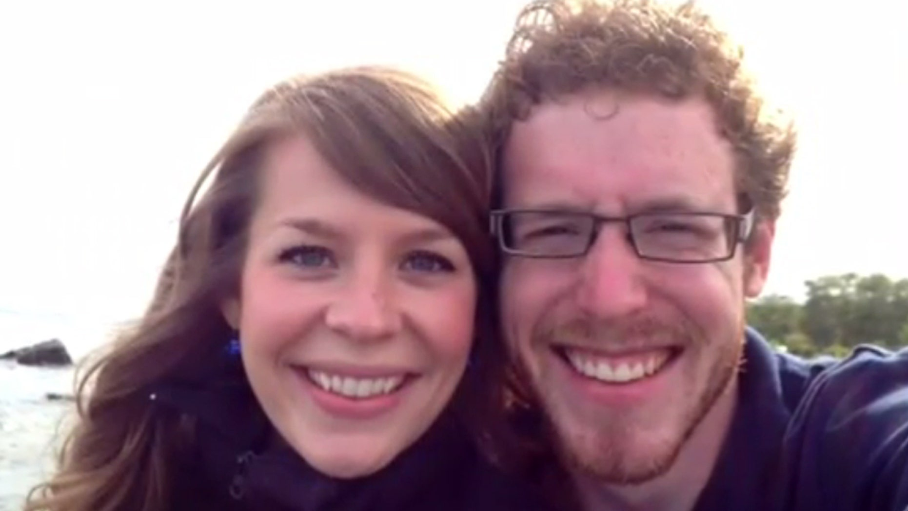 Johanna Watkins started experiencing symptoms shortly after marrying her husband Scott.