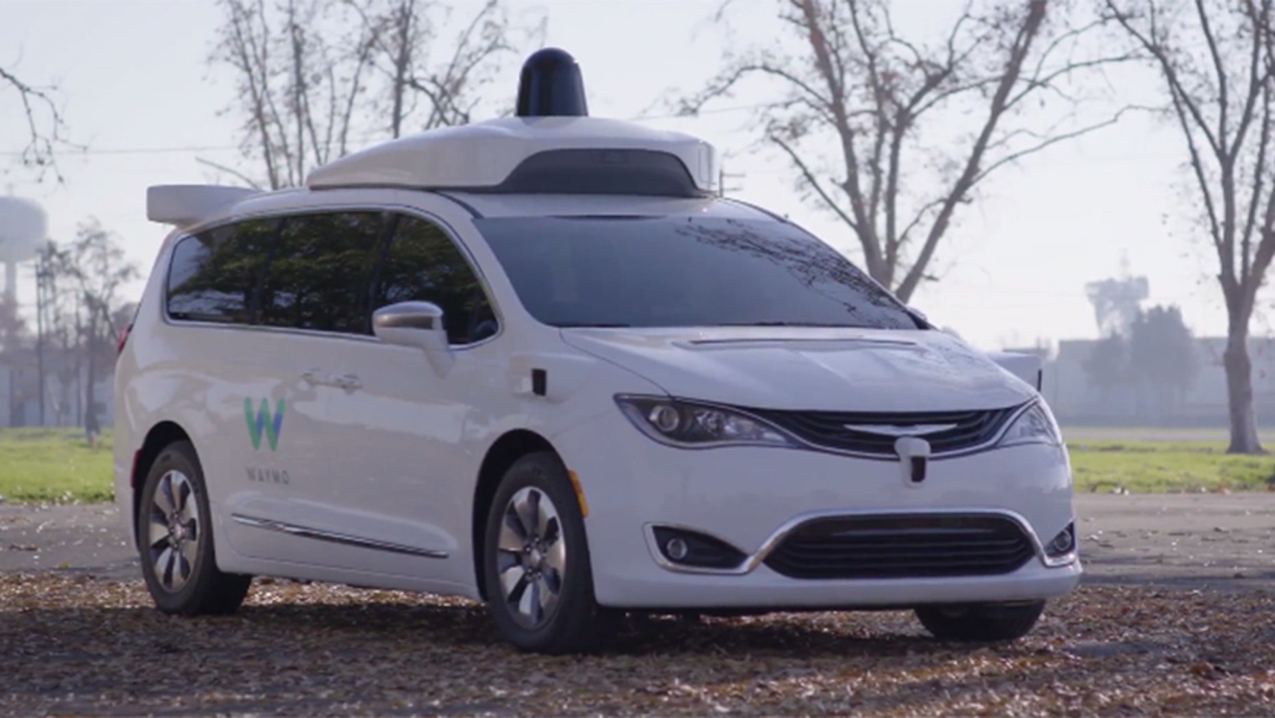 Waymo launching self-driving car service next month, report says