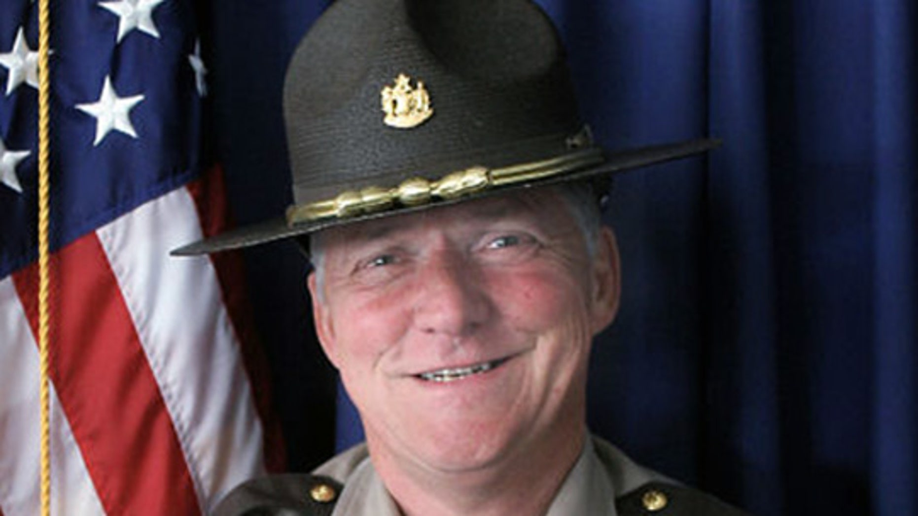 Oxford County (Maine) Sheriff Wayne Gallant.
