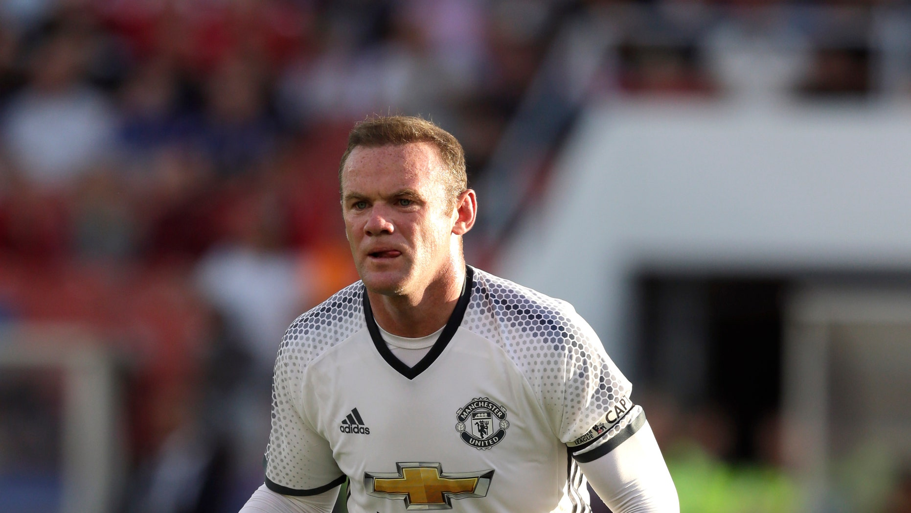 File photo - Manchester United's Wayne Rooney (Reuters/Henry Browne).