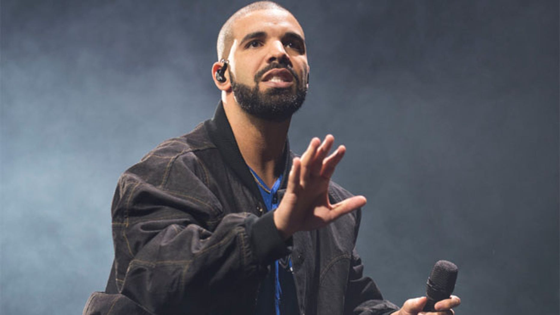 FILE 2016: Drake performs onstage in Toronto.