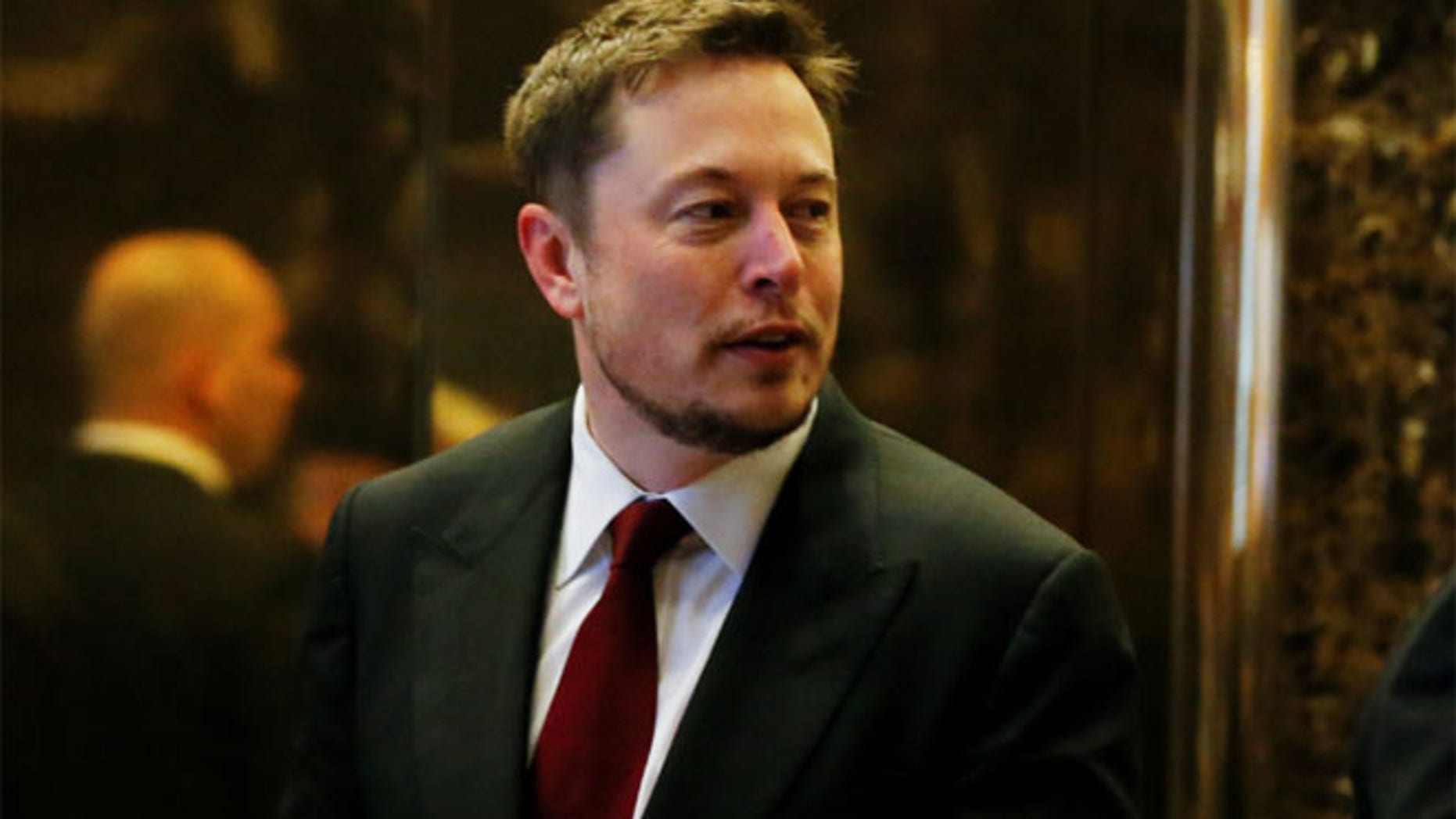FILE 2017: Elon Musk responded to reports that Tesla employees may be considering unionizing