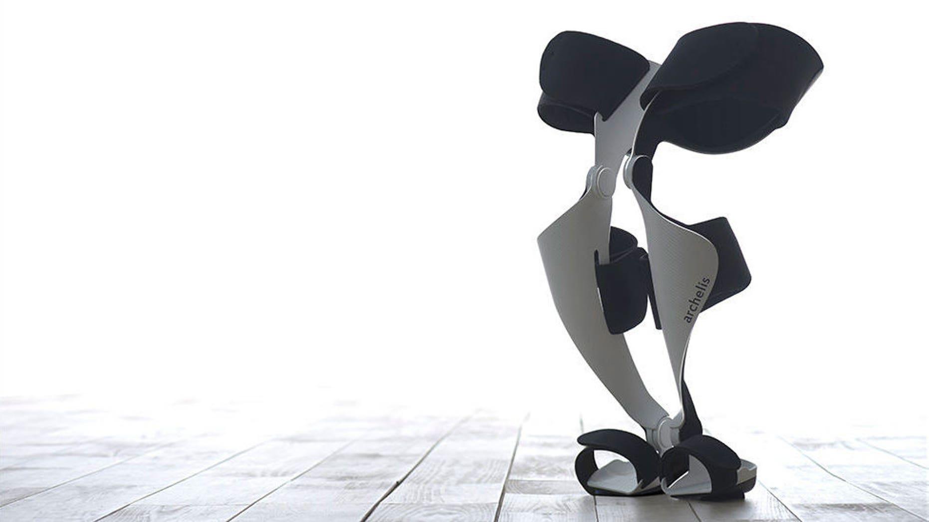 Wearable Chair. (Takahiro Yoshida)
