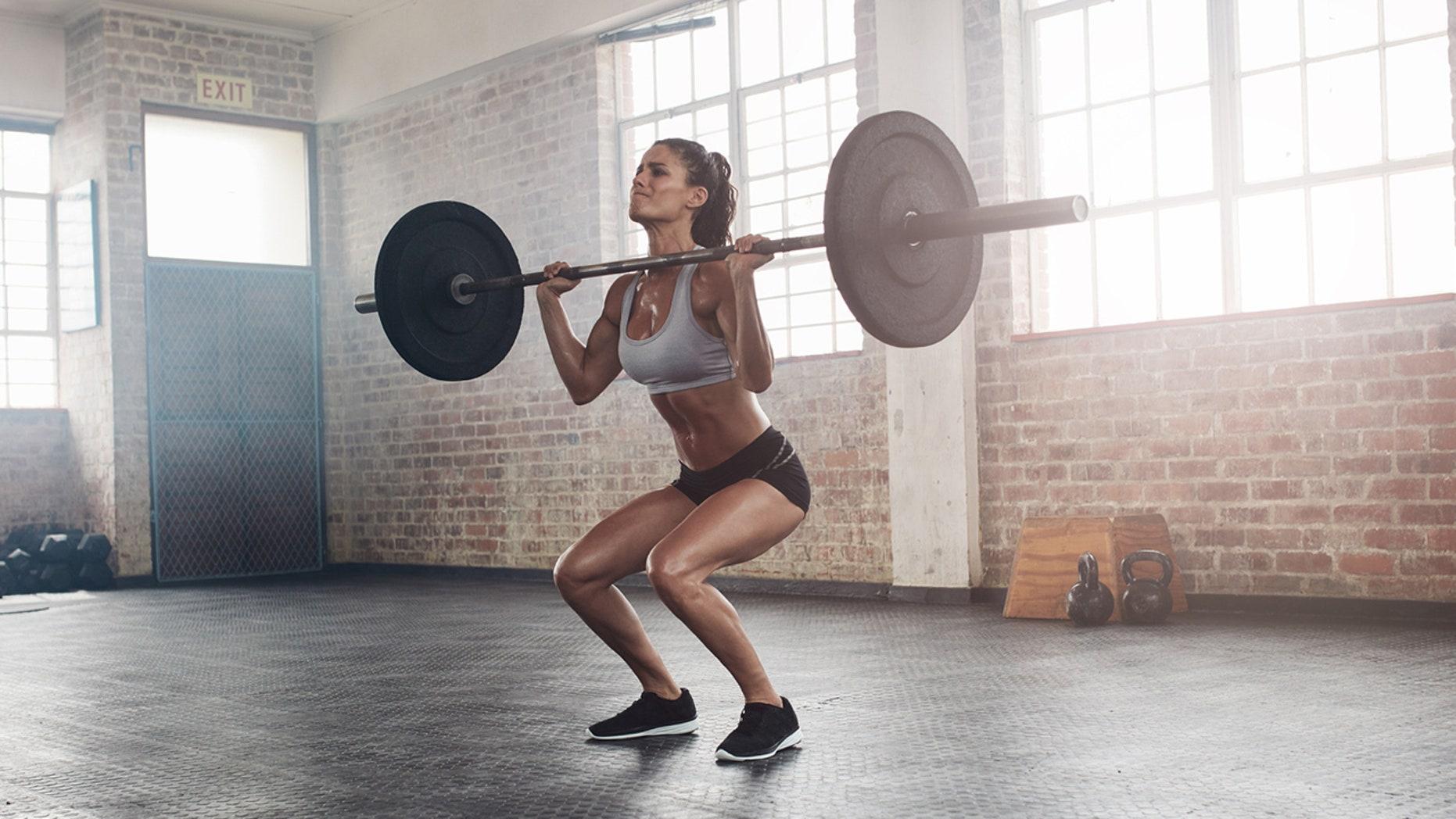 Fitness blogger Kelsey Wells promotes body positivity.