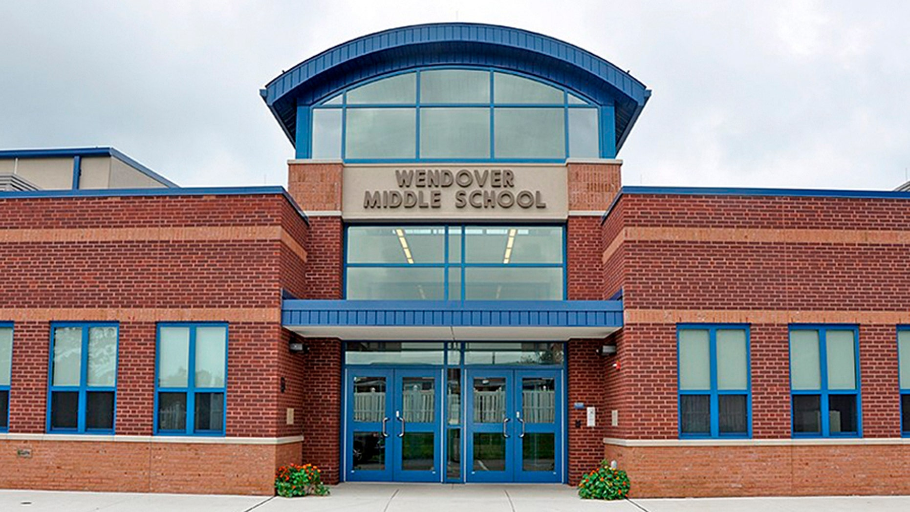 Officials canceled classes at the Wendover Middle School after a student, who said he was sleepwalking, was discovered inside.
