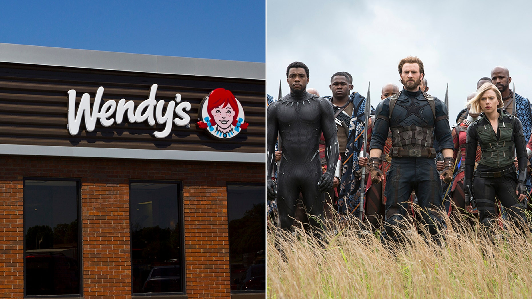 """Wendy's won't let McDonald's off the hook about its new Quarter Pounders — and now they're using an """"Avengers"""" meme to troll the company."""