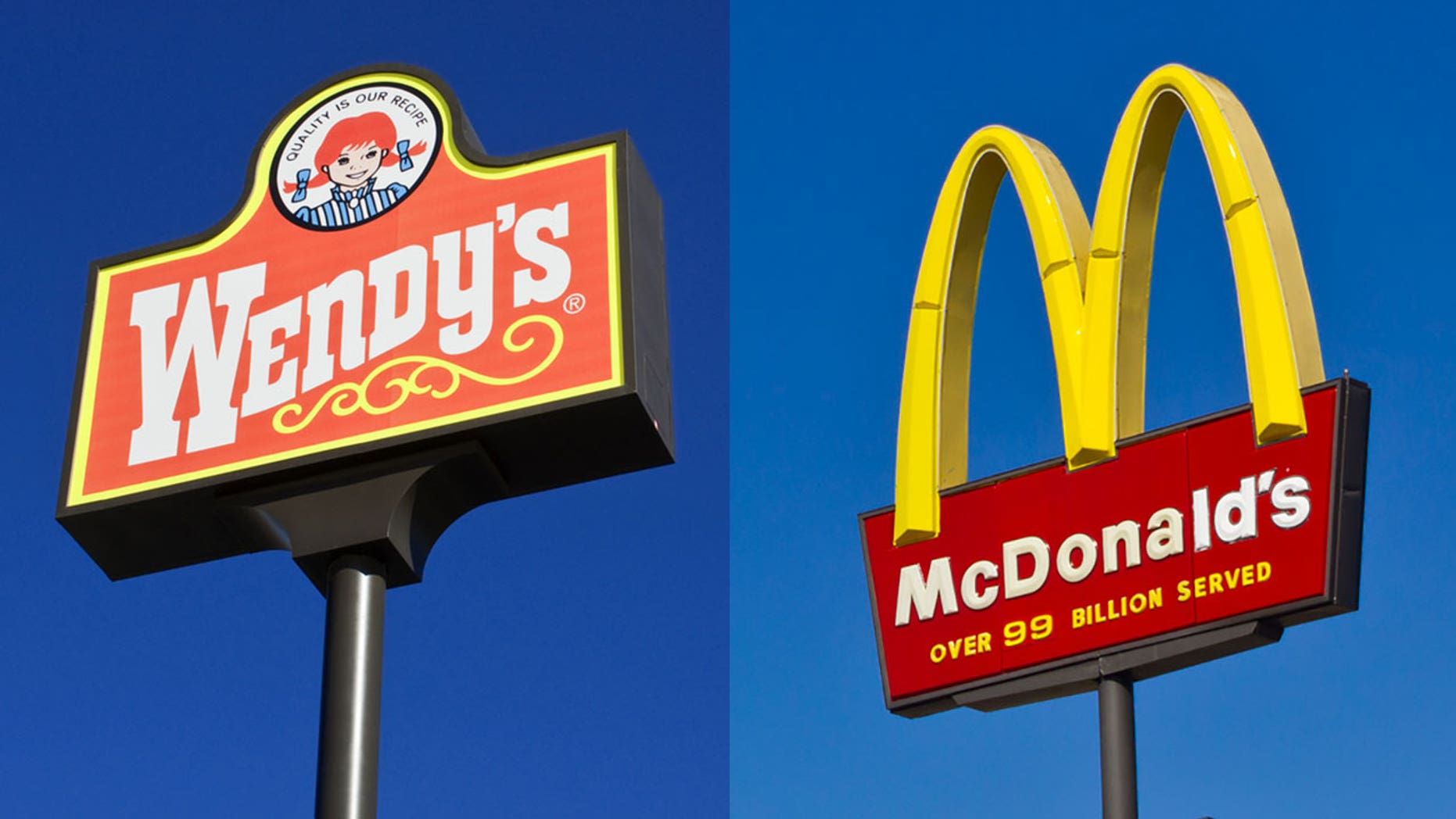 The battle between Wendy's and McDonald's is not new, as they are known to take jabs at each other both on social media and in ads.