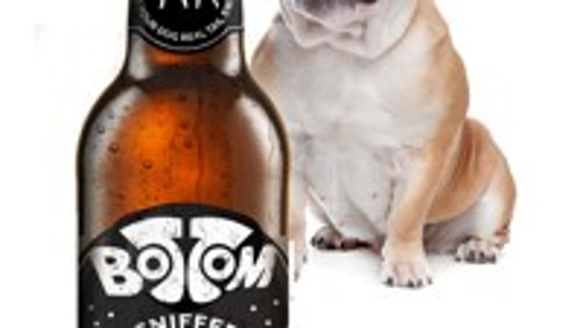 Now man's best friend and can enjoy man's favorite beverage.