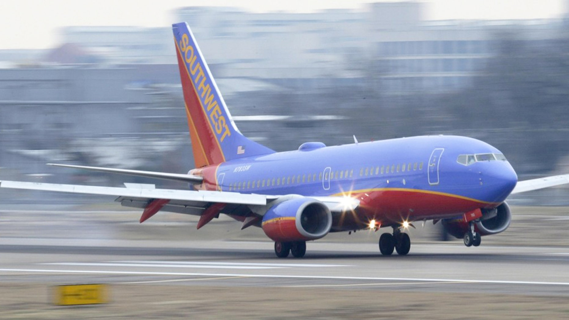 Southwest pilots want the CEO and COO to take off.