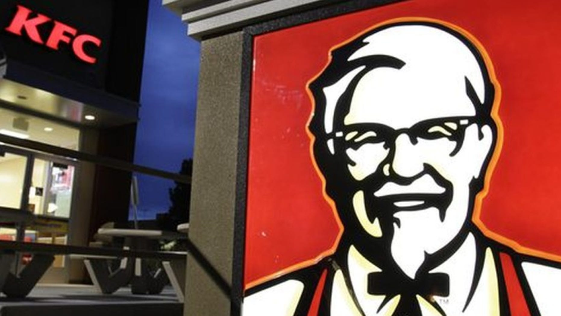 A group of Canadian friends drove a long way for authentic Kentucky Fried Chicken.