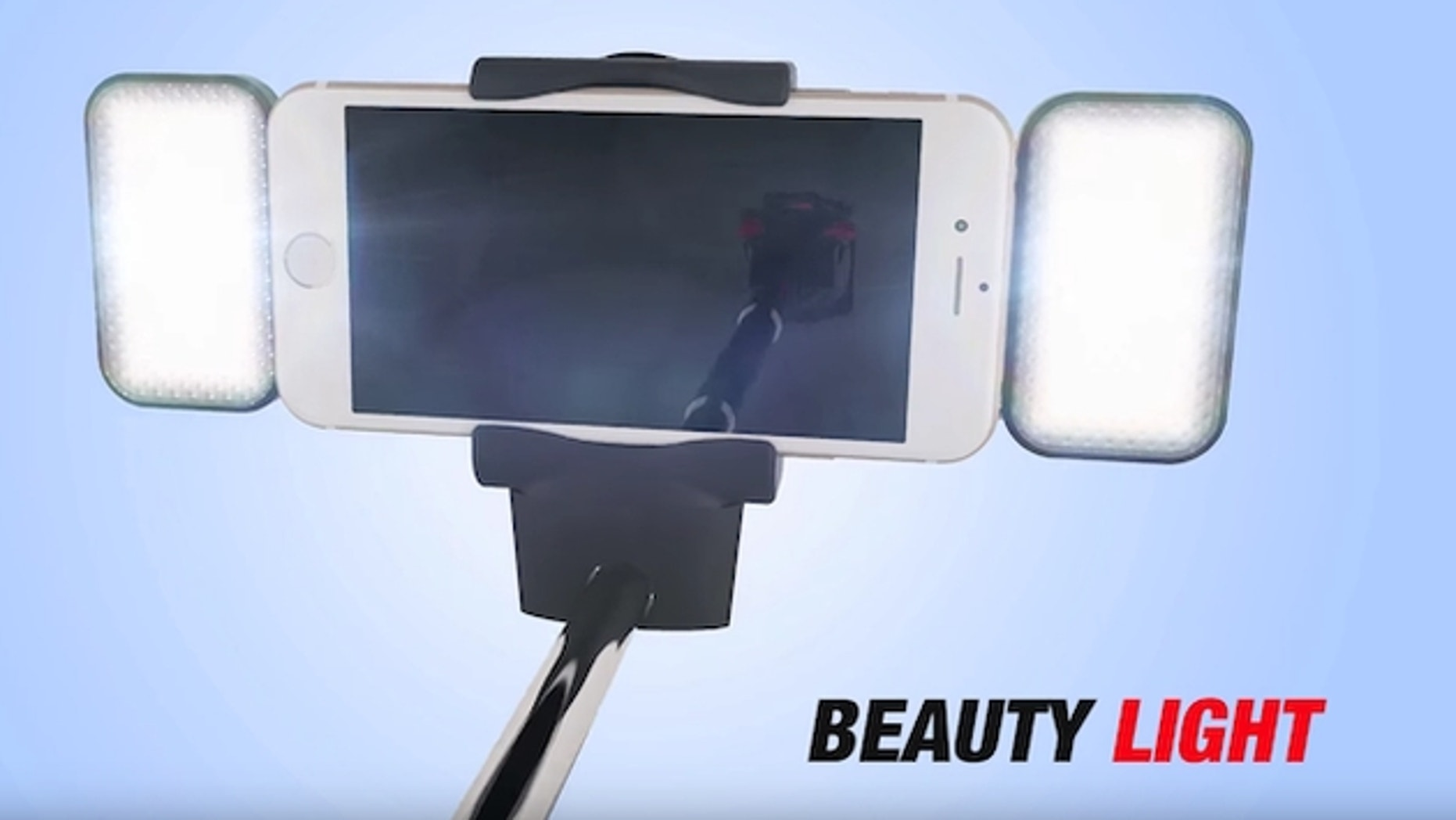 Is this the world's most advanced selfie stick?
