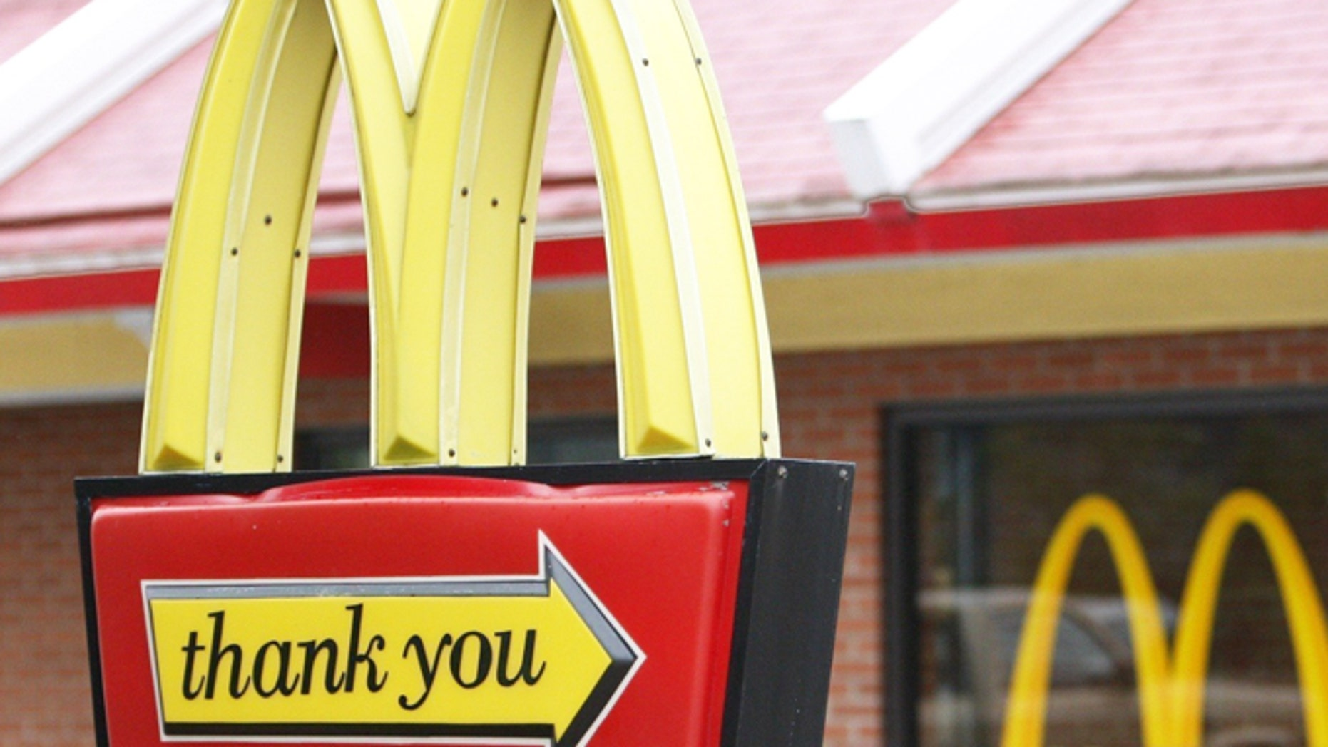 Does McDonald's drive-thru policy discriminate against the disabled?