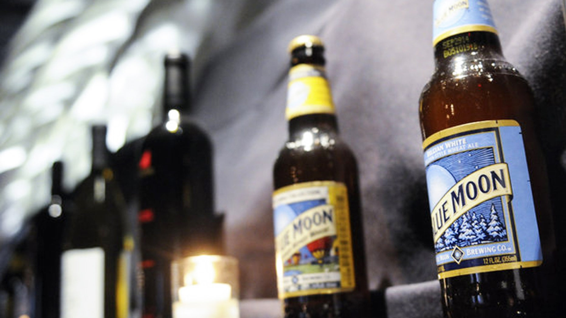 MillerCoors, the makers of Blue Moon and dozens of other beer brands, has agreed to adding nutritional information to its product labels.
