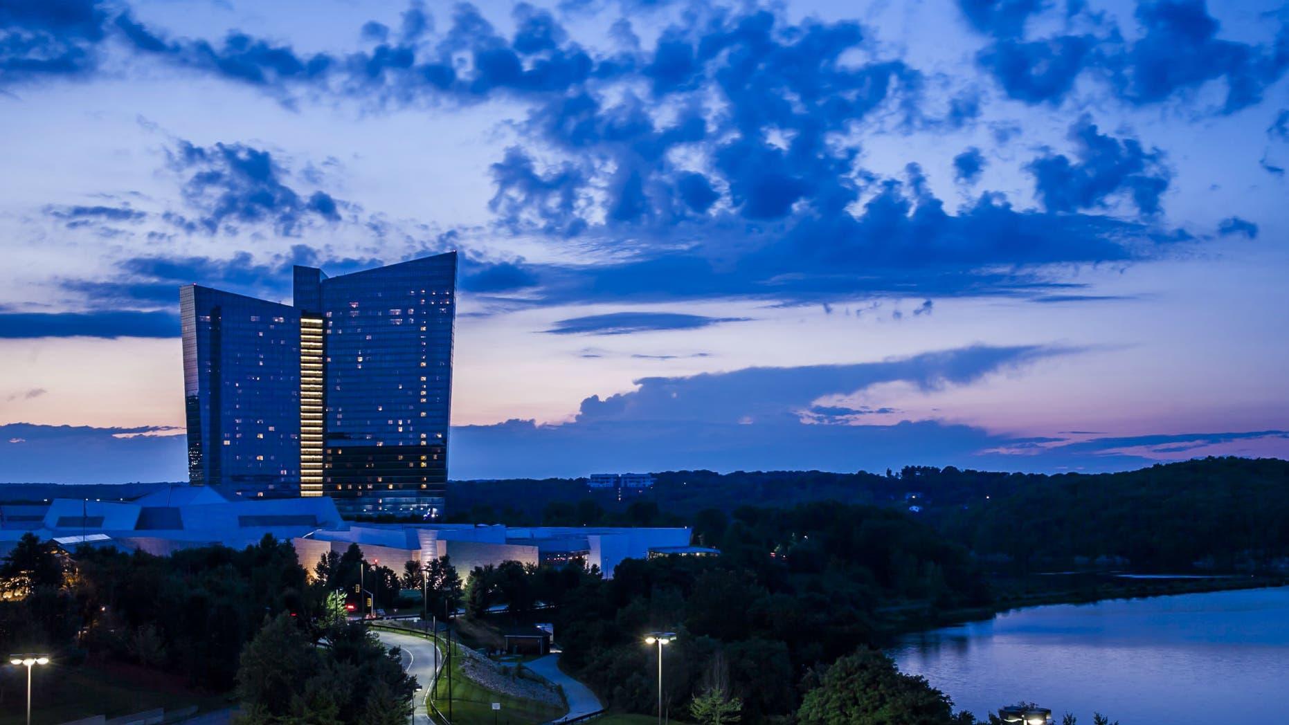 Is Mohegan Sun near Boston better than a Vegas casino?