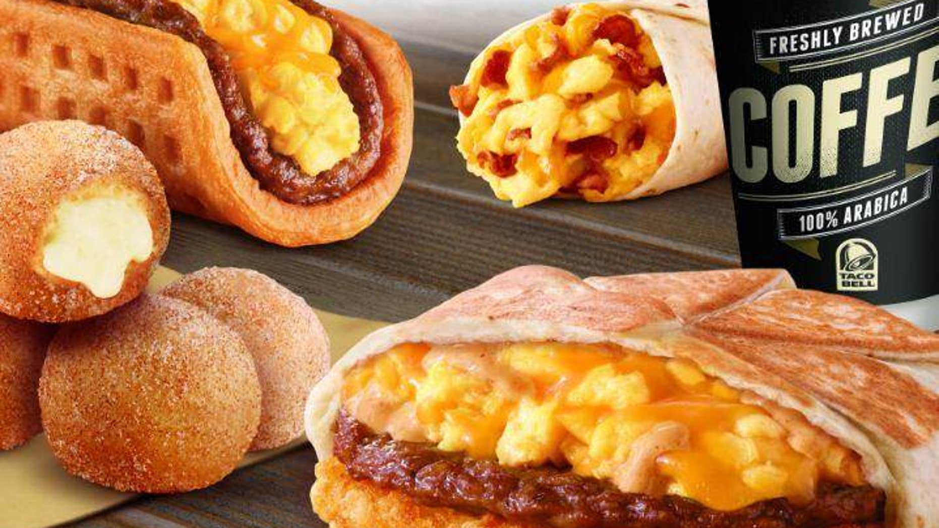 Taco Bell's signature breakfast items like the A.M. Crunchwrap will contain cage-free eggs by the end of next year.