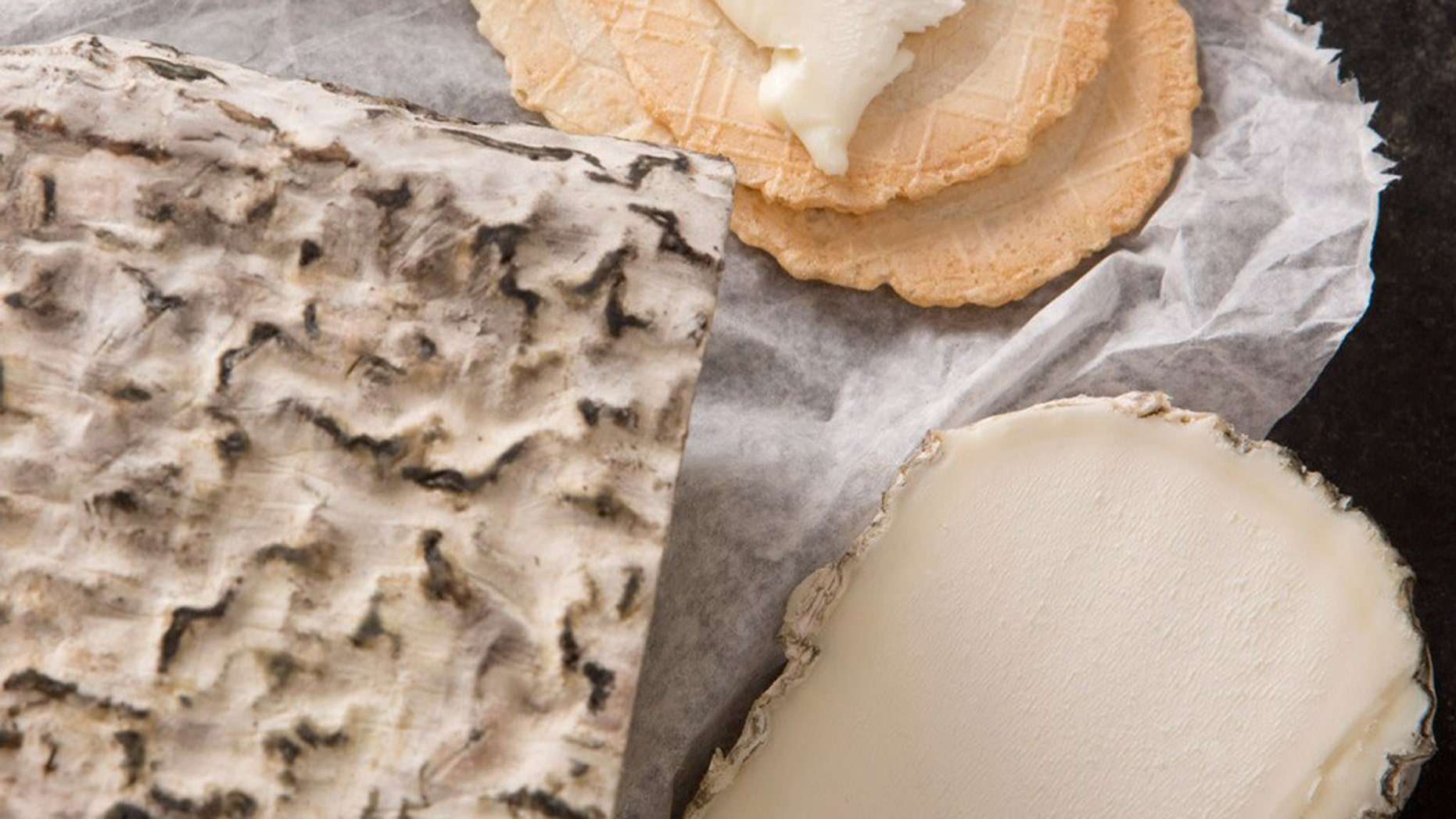 We searched far and wide to find the world's tastiest cheese.