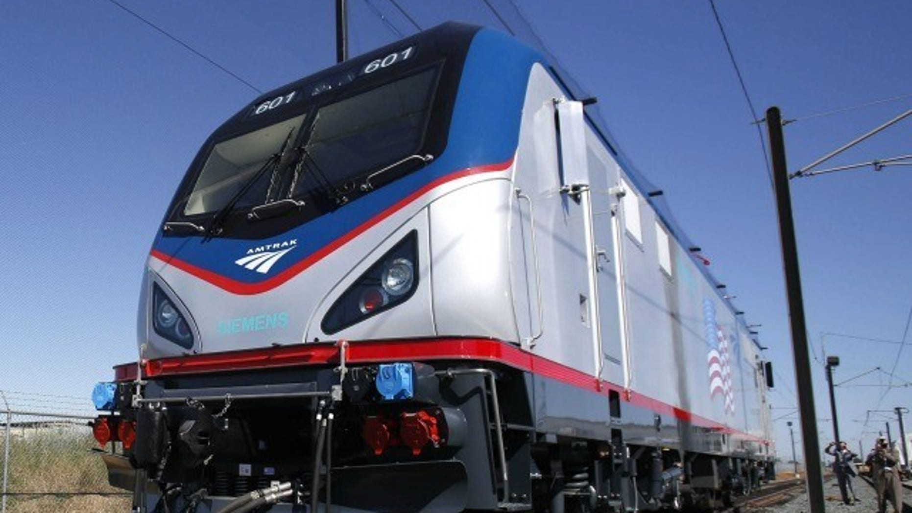 Amtrak says they are on track for the Dec. 31 deadline other rail companies are lagging behind.