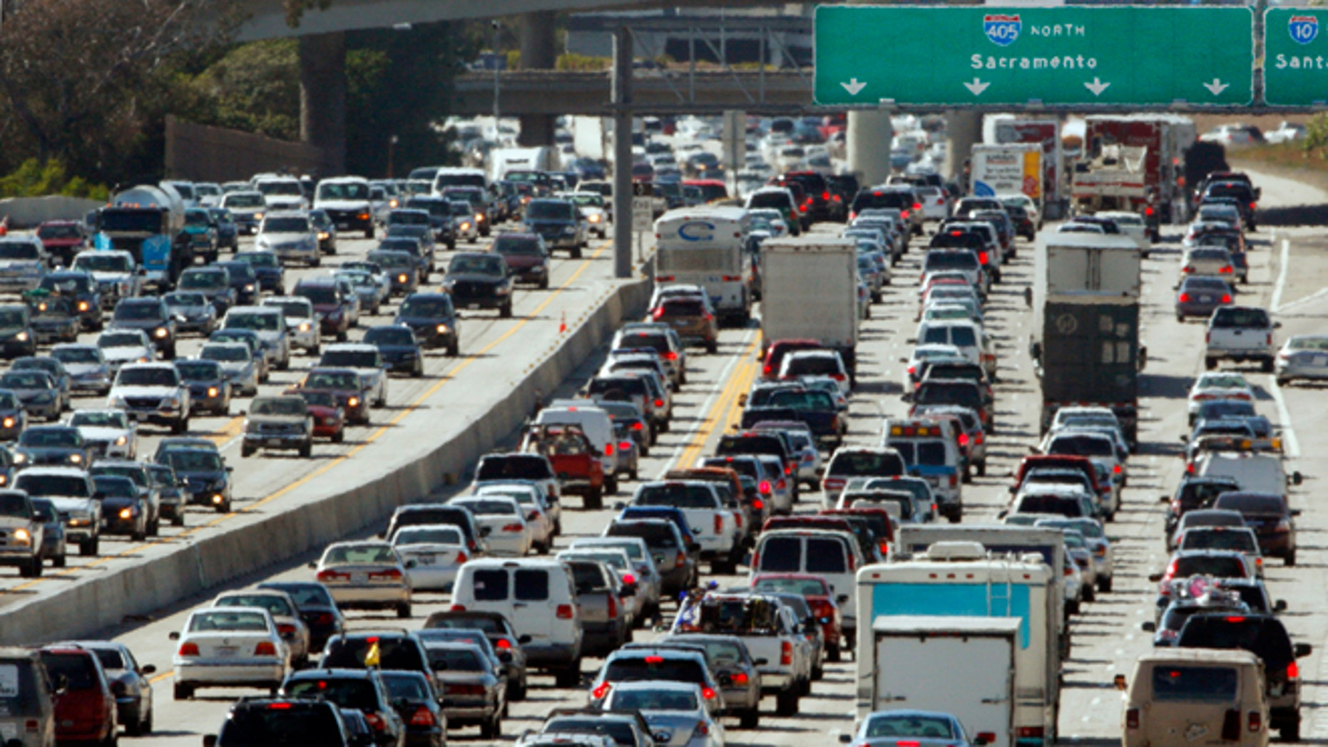 Expect bumper to bumper traffic in some parts of the country this Labor Day weekend.