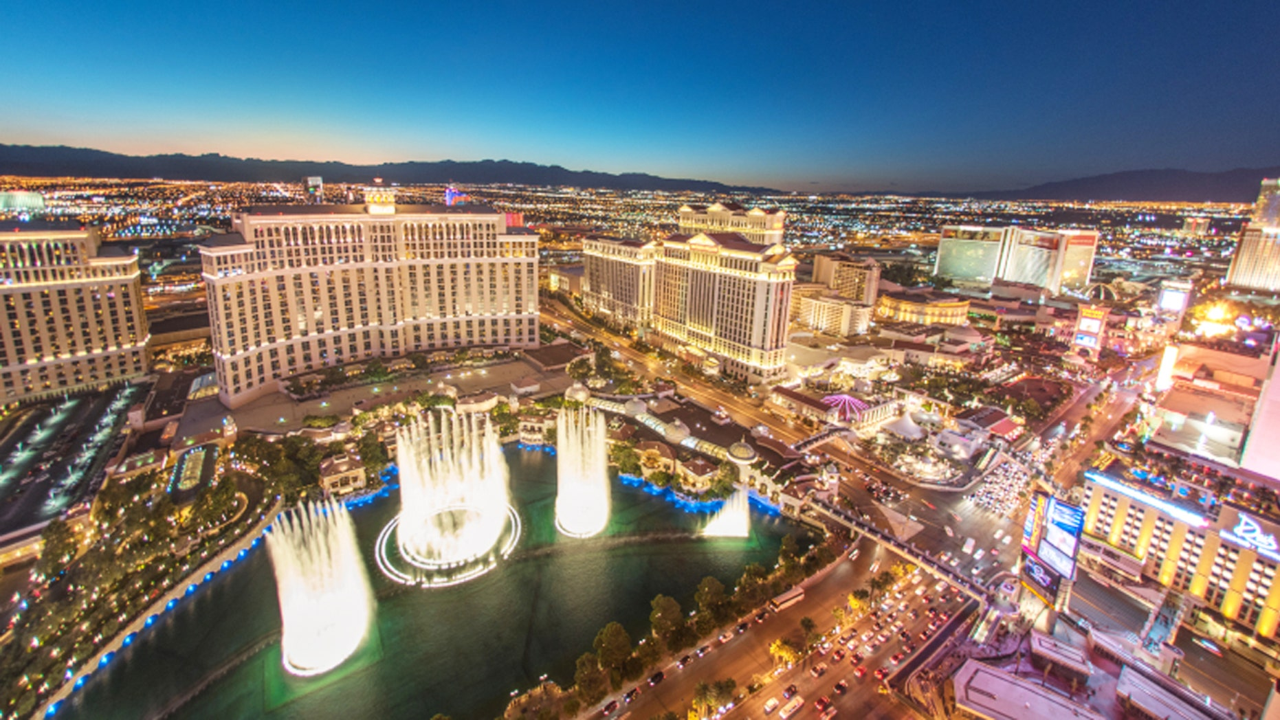 The Strip is about to get a new Wynn property.