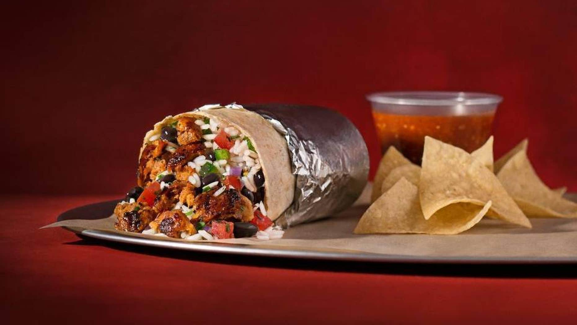 Chipotle's new chorizo uses chicken and pork.
