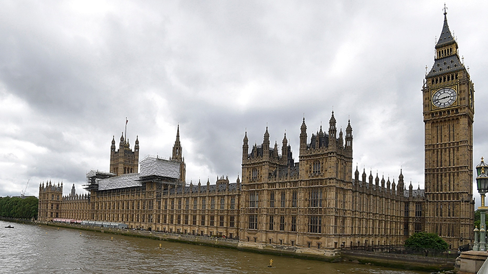 """A letter containing """"white powder"""" was sent to the Palace of Westminster on Tuesday, police said."""