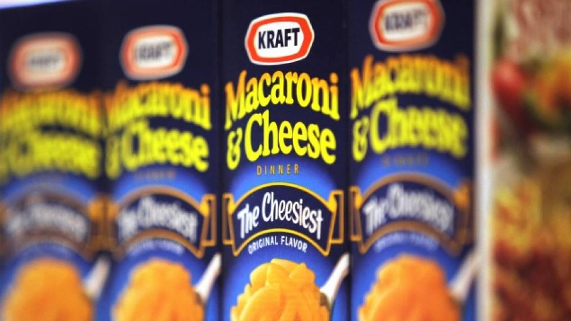 Kraft will no longer use artificial dyes and preservatives in their Macaroni & Cheese starting next year.