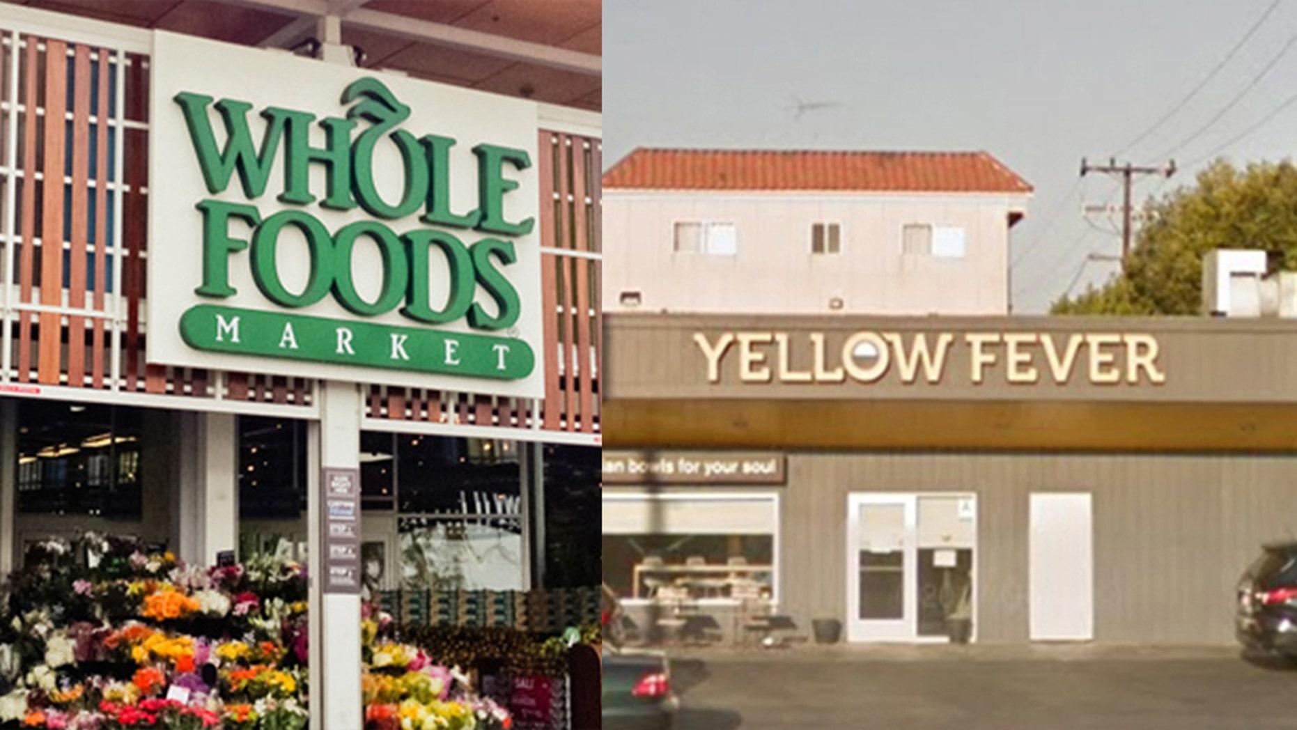 yellow fever restaurant