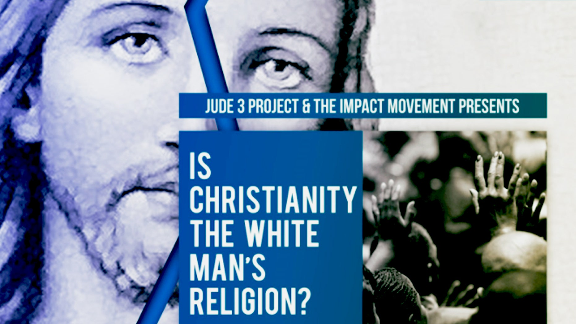 """A student organization at Kent State University hosted an event titled """"Is Christianity the White Man's Religion?"""""""