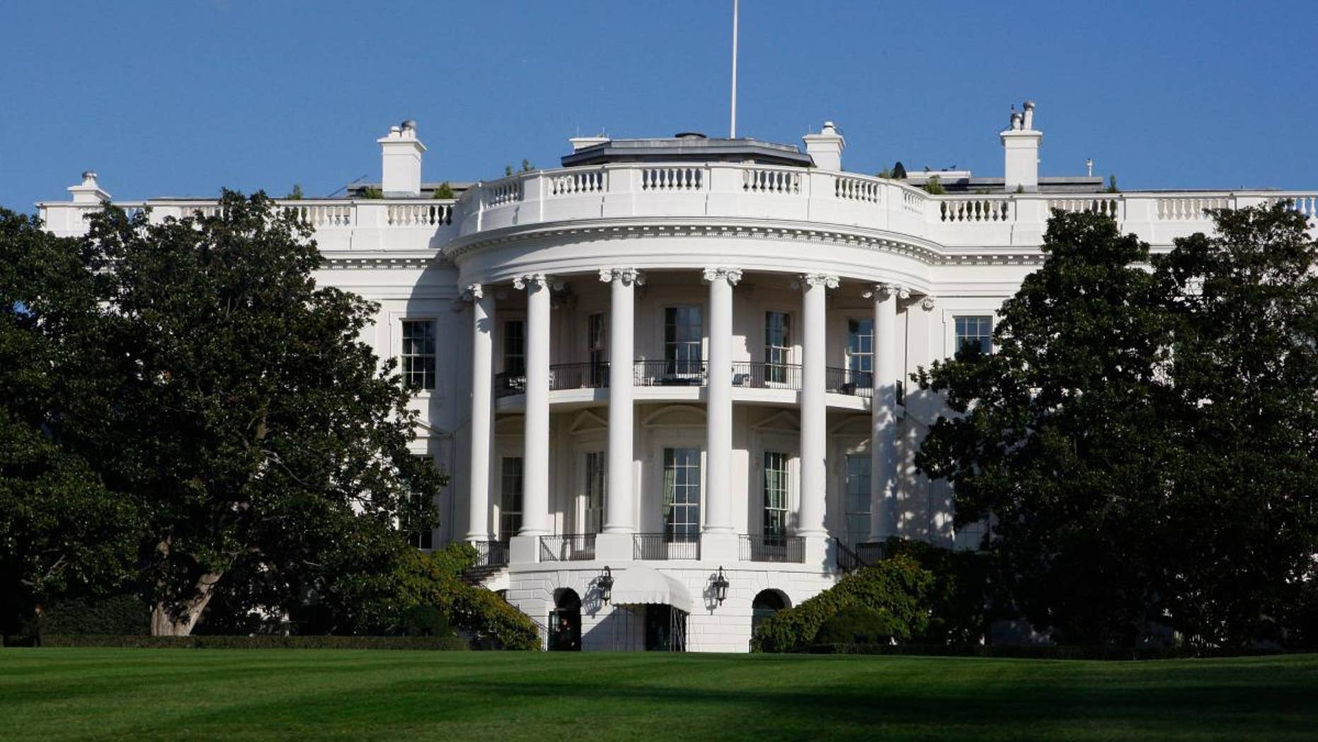 The White House (AP File)