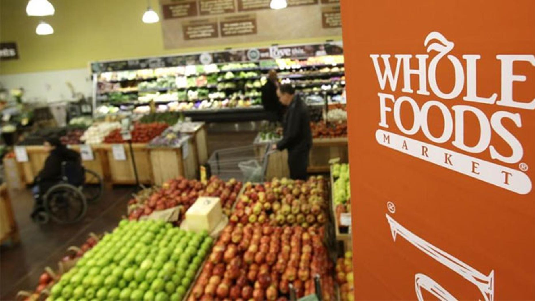 """The supermarket is tying to move away from its """"Whole Paycheck"""" image by keeping prices down."""