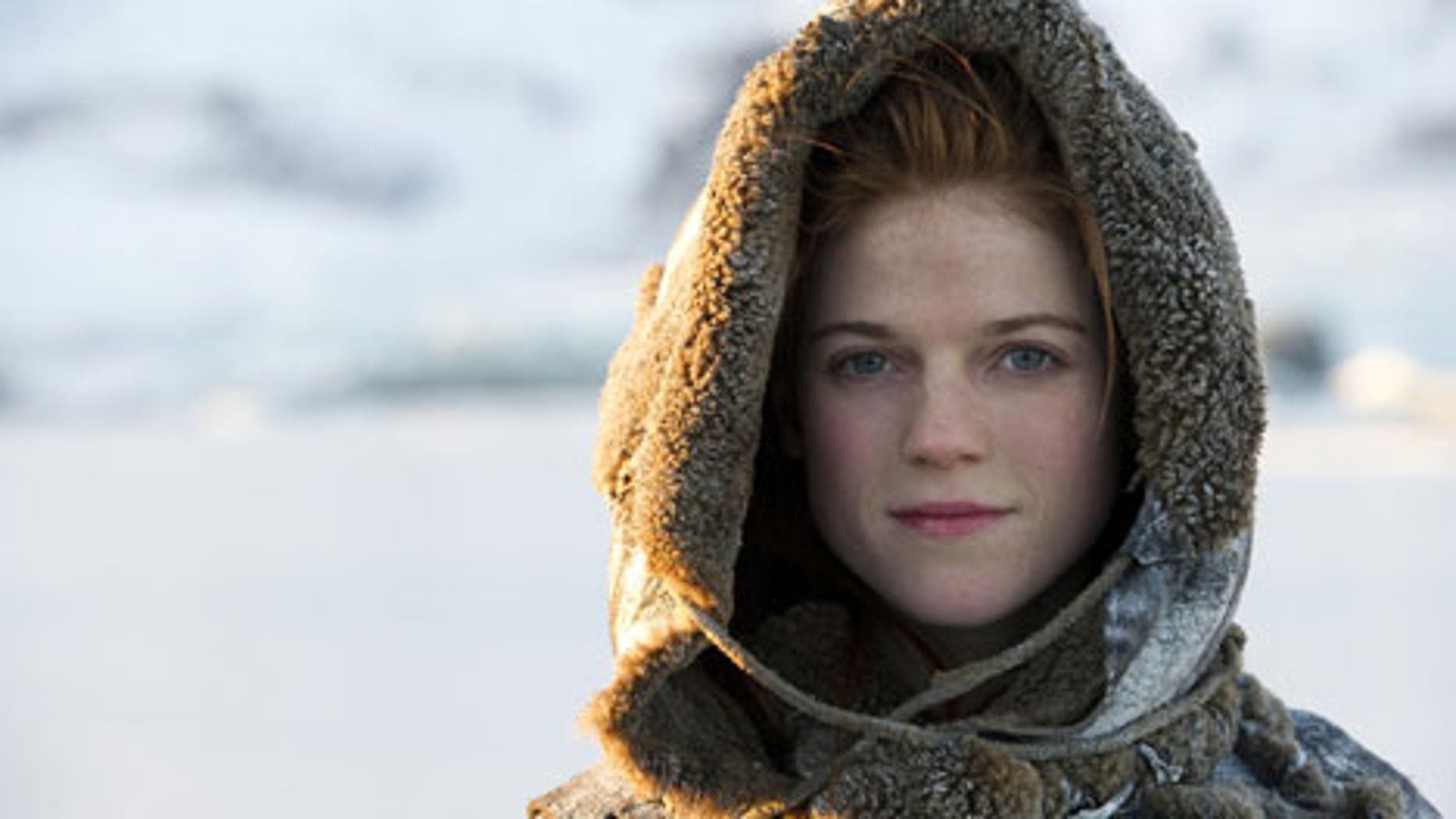 Wilding Ygritte from HBO's 'Game of Thrones.'