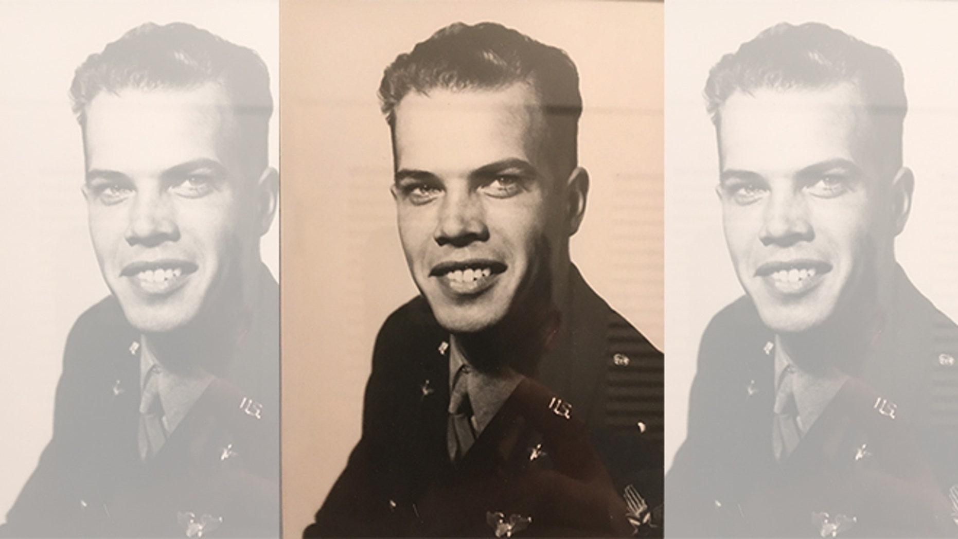 Army Air Forces 1st Lt. William J. Gray, Jr., 21, of Kirkland, Washington.