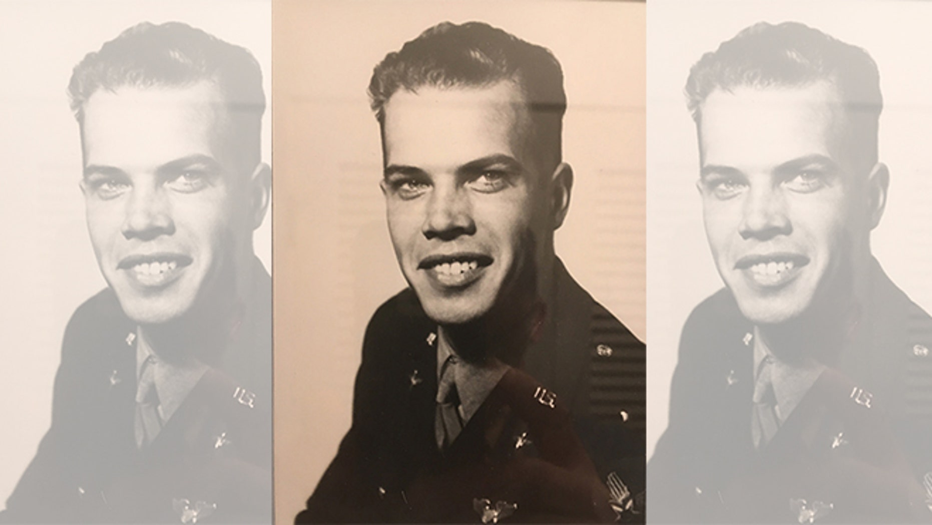 Army Air Forces 1st Lt. William J. Gray, Jr., 21, of Kirkland, Washington.