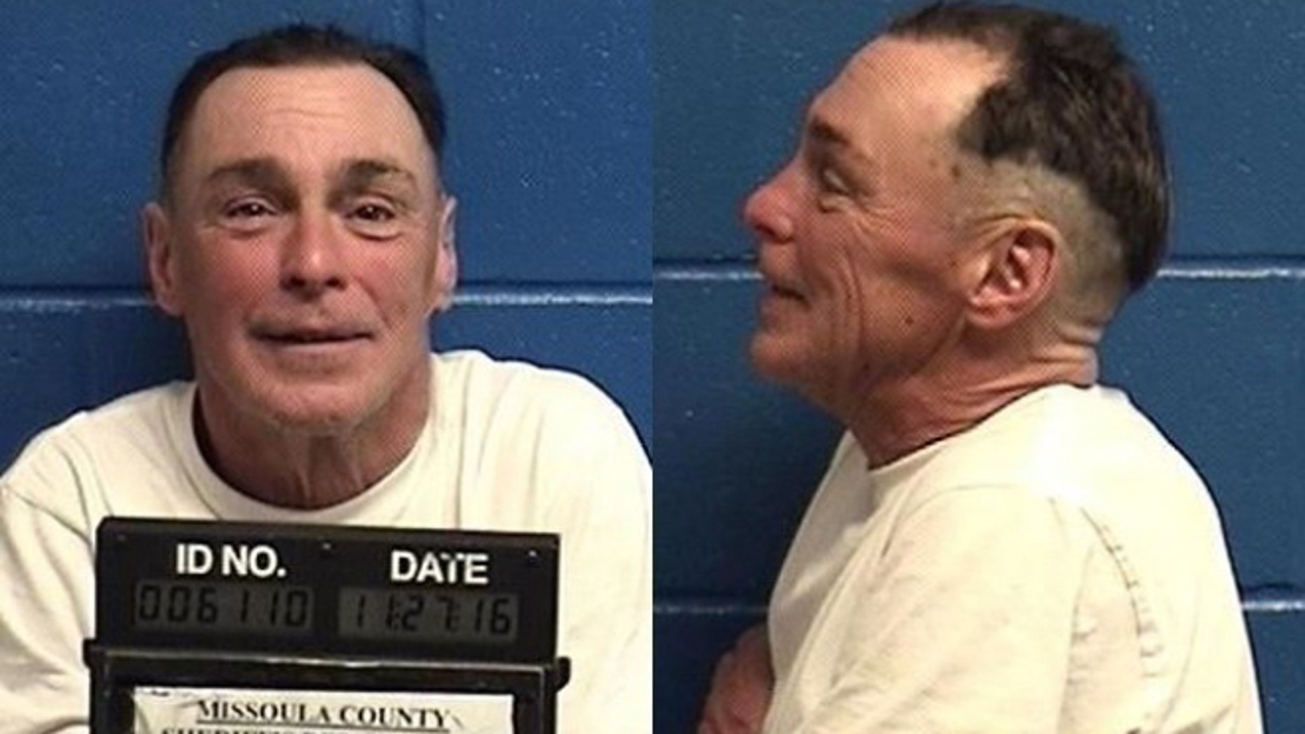 William Kirby, 60, allegedly broke into a home and stole two beers. He is being held on bail for $50,000.