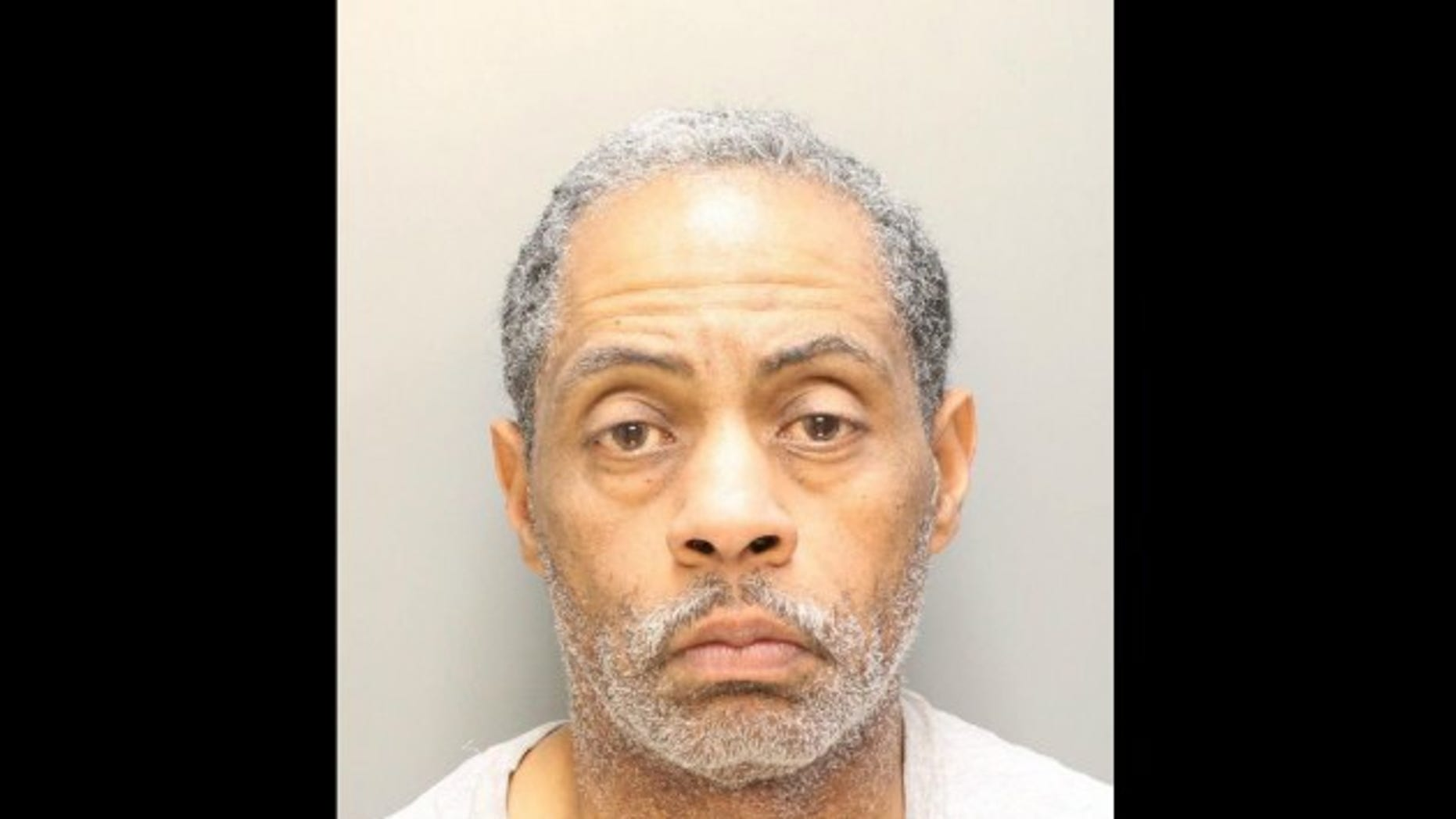William Tucker is charged with four counts of criminal mischief.