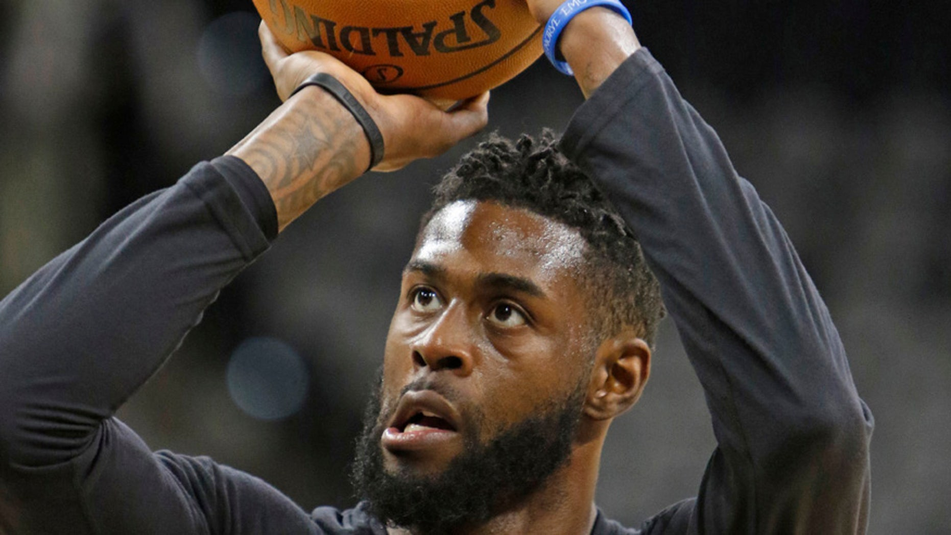 Basketball player Willie Reed.
