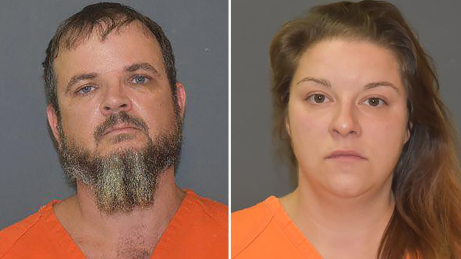 Thomas D. Wininger, 40, and Desirae Tomcanin, 34, were accused of brutally abusing Wininger's 15-year-old son in Sulphur, La., police said.