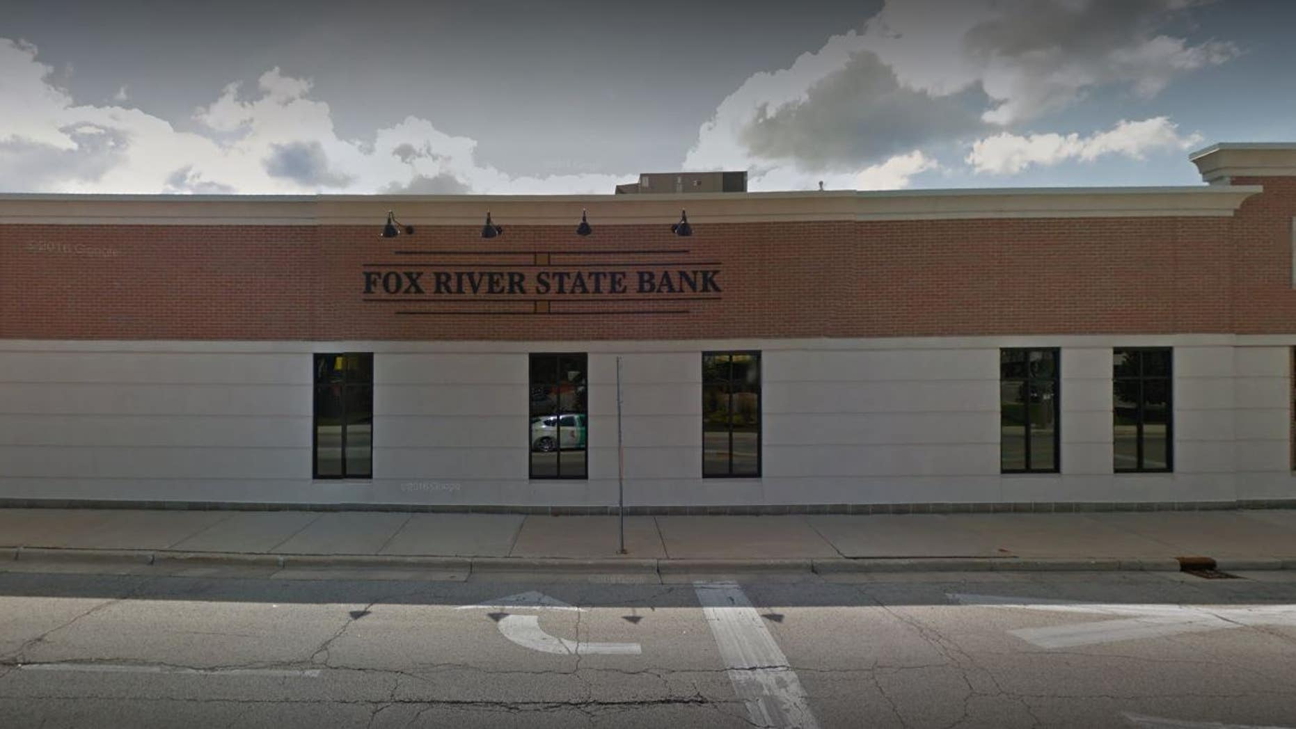 Flood water hit the vault of a Burlington, Wisconsin, bank earlier this month, ruining the money inside.
