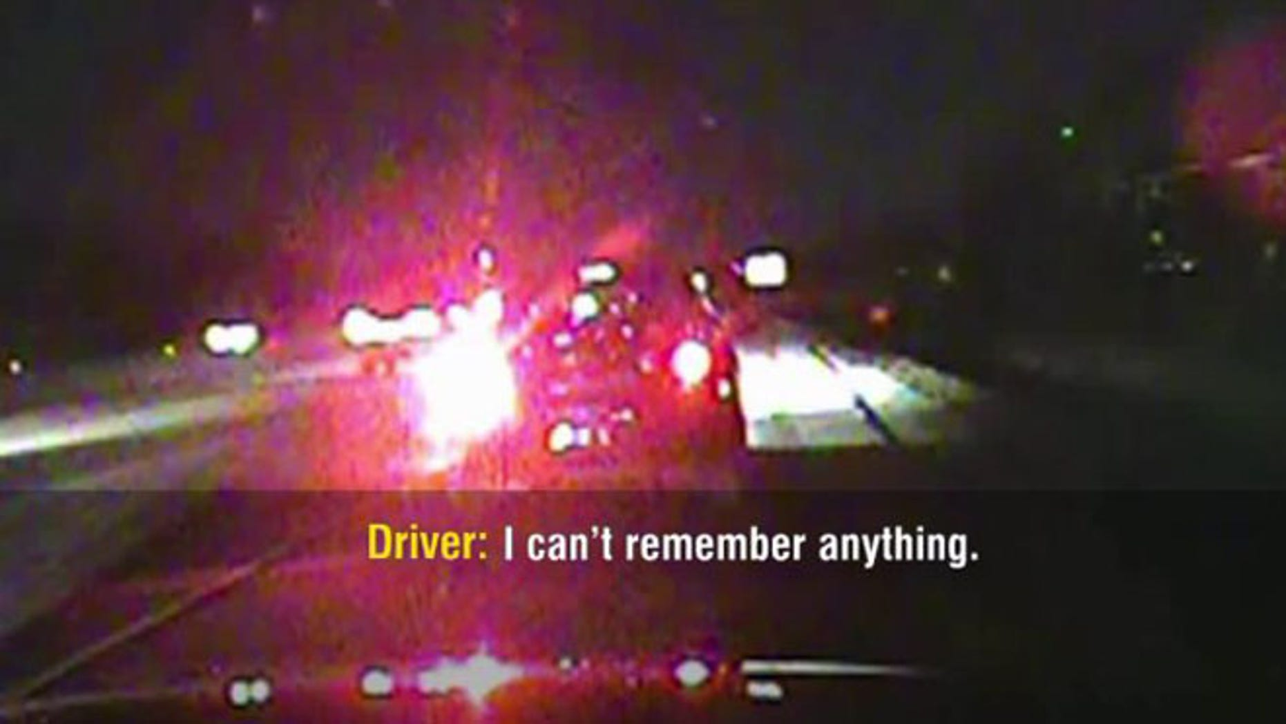Wisconsin troopers chased a woman going 125 mph in a car. (Fox 6 Now)