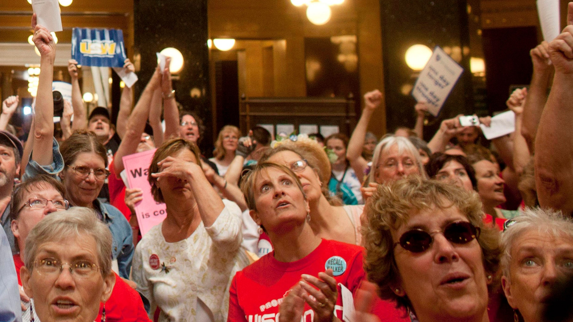Wisconsin teachers union decertified in latest blow to labor under ...