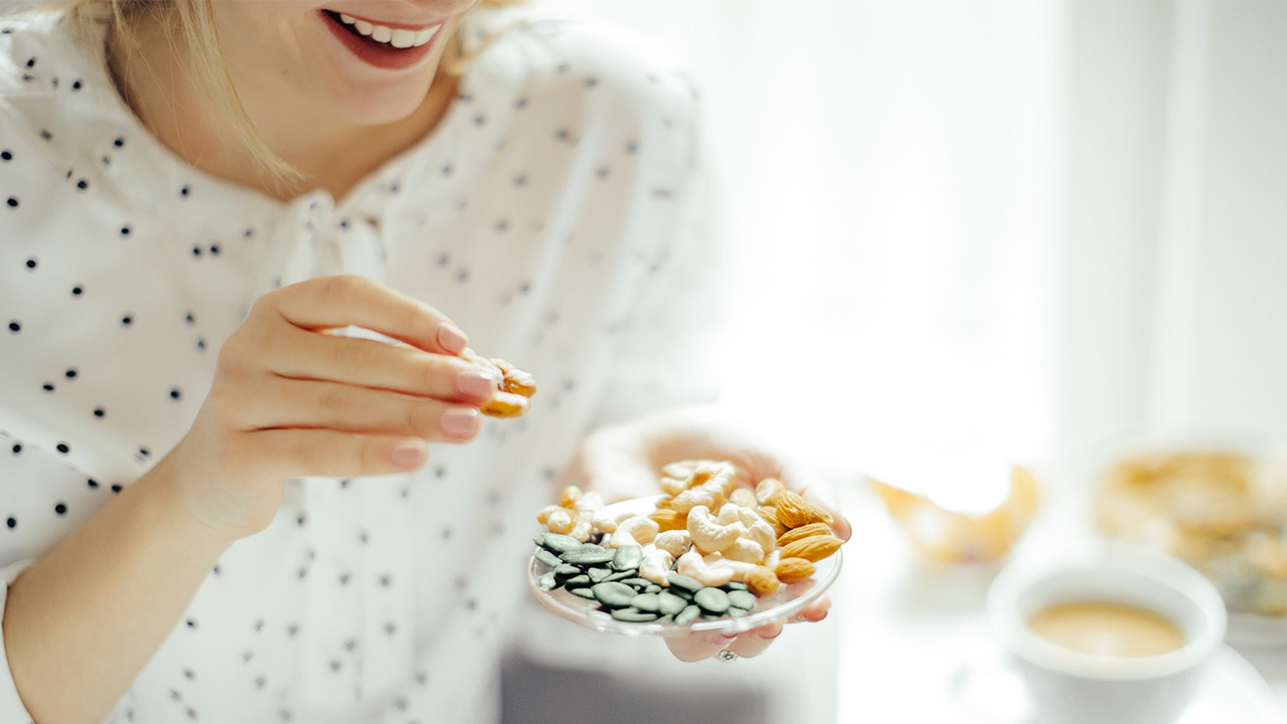 Could eating more walnuts be the trick to curbing cravings and losing weight?