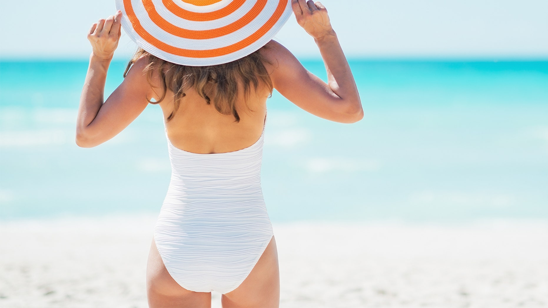 Beloved Prints is now selling a one-piece swimsuit featuring a picture of President Trump's face