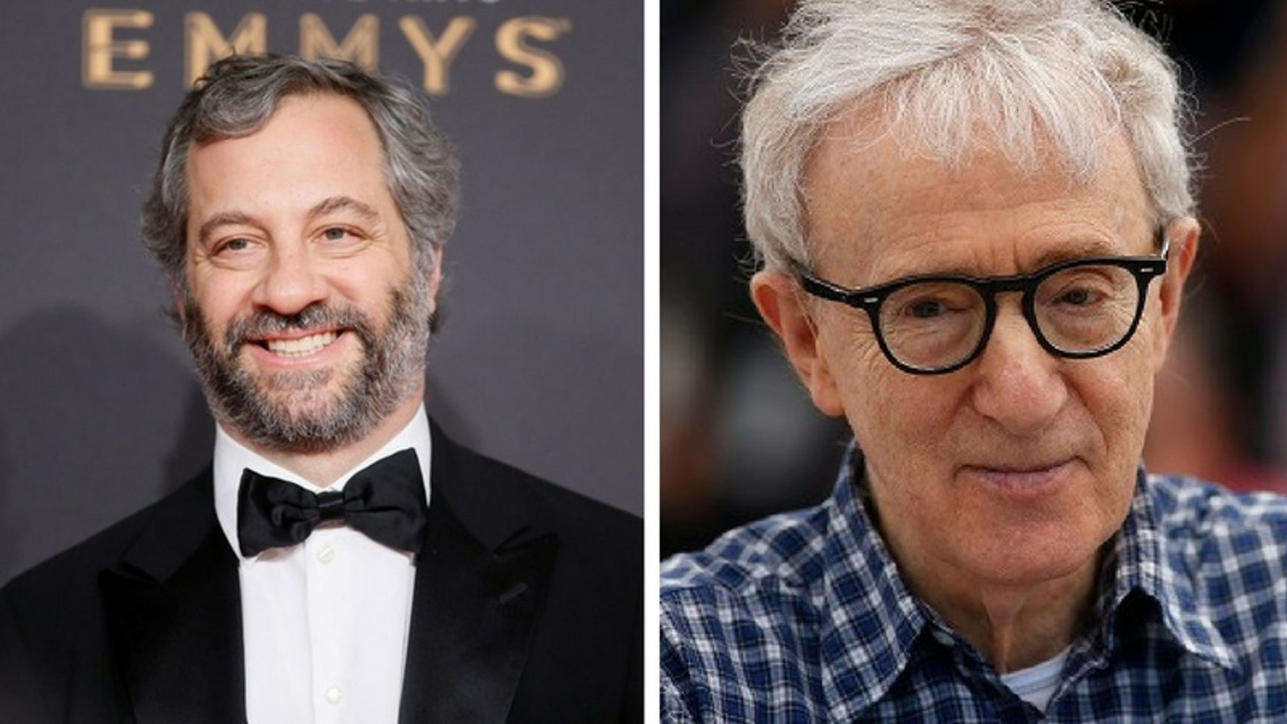 "Judd Apatow suggested young women ""run"" if asked to work with Woody Allen on a project."